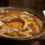 山本屋本店 - 3)味噌煮込うどん(997円)