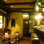 SAMBOA BAR - 老舗の雰囲気