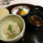 Tsukimisou - 25年4月 ご飯セット