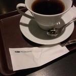カフェ珈琲館 - ブレンド