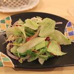 トゥ・ラ・ジョア - Mのサラダ のサラダ (2013/04)
