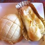 アニミ - メロンパン シュガーバター