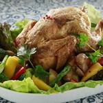 神戸クック ワールドビュッフェ - 丸鶏使用。ジューシー大人気のメニューです。