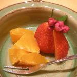 作一 - 季節のフルーツ