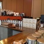 SHIBACOFFEE - コーヒーのグッズが販売されています。