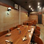 遊亀 - 2階は広々大宴会、パーティーができます。
