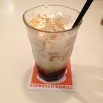 CAFE STRADA - アイス チャイラテ(480円)