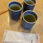 四季茶寮えど - お茶