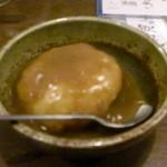 金魚屋 - カレーおでんのおこげ2013.4