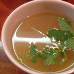 佐藤 - ランチ:スープ