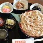喜六そば - 喜六そば(冷たい蕎麦)