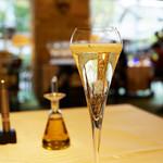 リストランテ パドリーノ・デル・ショーザン - スパークリングワイン