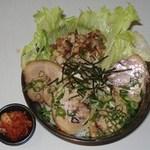 らーめん一八 - 炙り豚丼