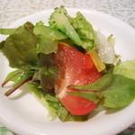 林 - サラダ