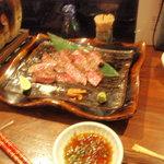季肴ひらり - 宮崎牛の炙り