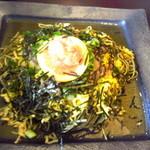 18320104 - 瓦そば(牛肉)       880円