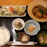 和旬楽 - 週替わりランチ980円