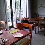 Le Salon de Legumes - カフェのような雰囲気