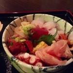 まーむ - 日替り海鮮丼