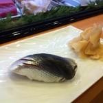 廣寿司 - コハダ  もはや芸術の域