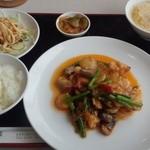 薫風飯店 - 料理写真: