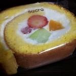 sucre - 2013.4.11 フルーツロール290円 (フィルム有り)