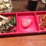 はんごう雑炊の店 山 - スペシャルのスタート