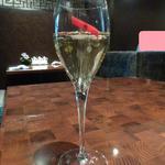 18329806 - 【H25.4.11】泡で乾杯♪