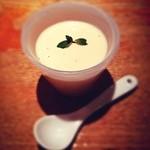 飛楊鳥 - 新メニュー!豆乳バニラプリン