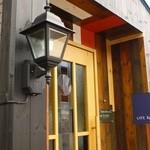 カフェ・ルーラル - 玄関