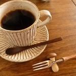 カフェ・ルーラル - コーヒー