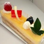 18334825 - 瀬戸内レモンチーズケーキ