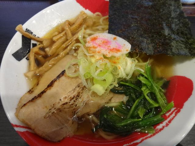 魚介豚骨ラーメン 一番舎 黒川店