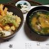 割烹 天草 - 料理写真:天丼