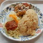 北海道工業大学 HITプラザ軽食コーナー - アラカルト大盛450円+50円