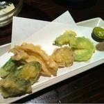 18339733 - 島野菜の天ぷら