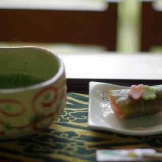 三芳家 - 料理写真:抹茶(630円)