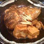 居酒屋昭治 - 魚の煮付け