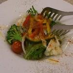 マンマ・ミーア! - いろいろ野菜のサラダ