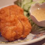 タイ料理レストラン ジンラック - トードマンクン