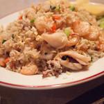タイ料理レストラン ジンラック - カオパッドタレー