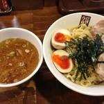 煮干しらーめん 玉五郎 四代目 - 特製つけ麺1.5玉