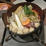 和食さと - 山海ちゃんこ鍋