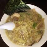 拉麺本家夢屋 - 背脂ラーメン
