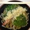 和楽路屋 - 料理写真:天ぷらうどん600円