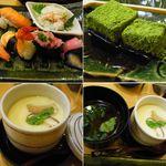 築地寿司清 - セットメニュー。