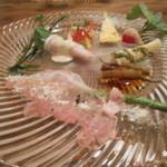 イルポッジョ - 前菜2013,4
