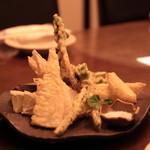 18345059 - 春野菜のてんぷら