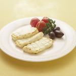スパルタ - ハルミチーズ キプロス名産でギリシャにも多く、焼き専門チーズをグリルで!絶品です。