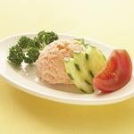 スパルタ - タラマサラダ、たらこと芋ではなくタラマーと言うギリシャ語で魚卵のギリシャ語、本物のタラモです。